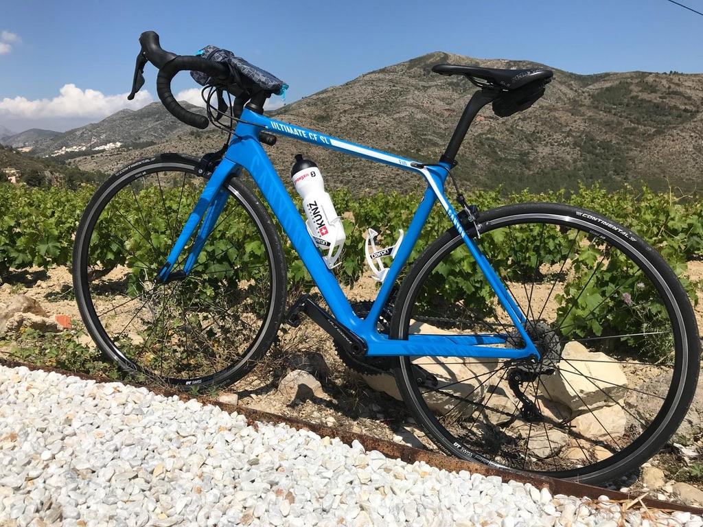 Möchten Sie ein tolles Rennrad (CANYON) mieten?