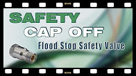 Click to watch YouTube video  Safety Cap Off