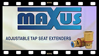 Click to watch YouTube video Maxus Seat Extenders