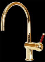 An all round pleasing Heritage colour, beautiful with both Gold and Chrome finishes.