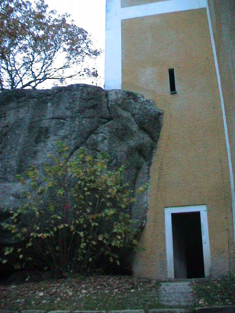 Marienstein, Schlupfstein