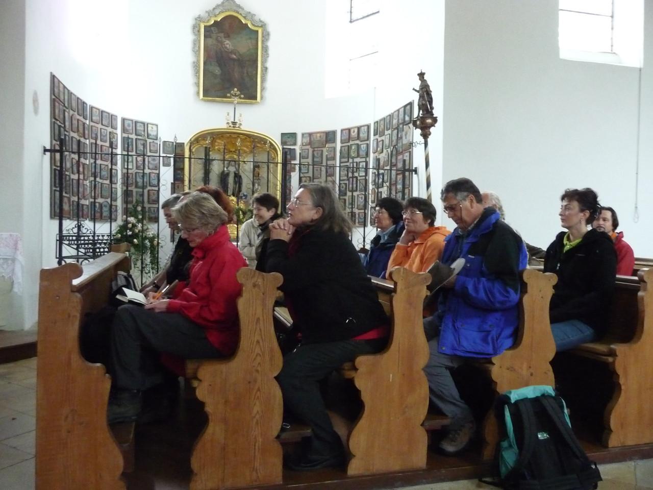 Lamberg, St.Walburga, St.Margareta