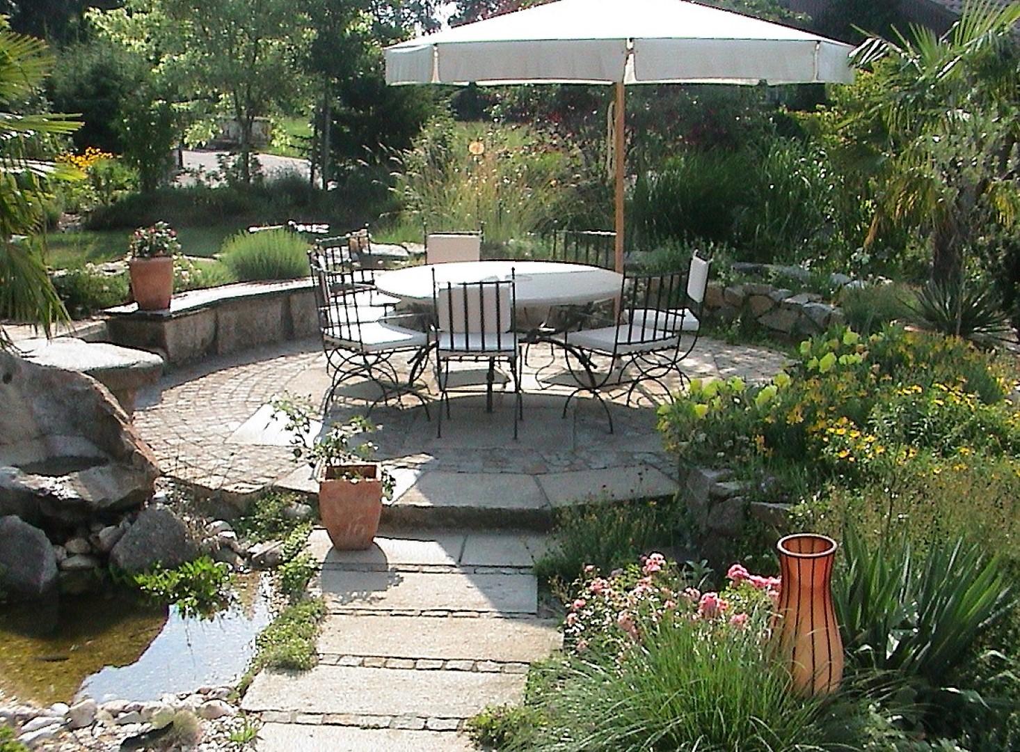 Gartengestaltung Wanninger, Regensburg-München