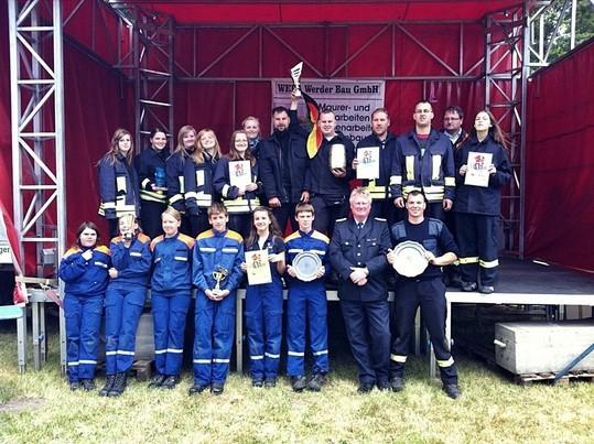 Stadtmeisterschaften, 02.06.2012