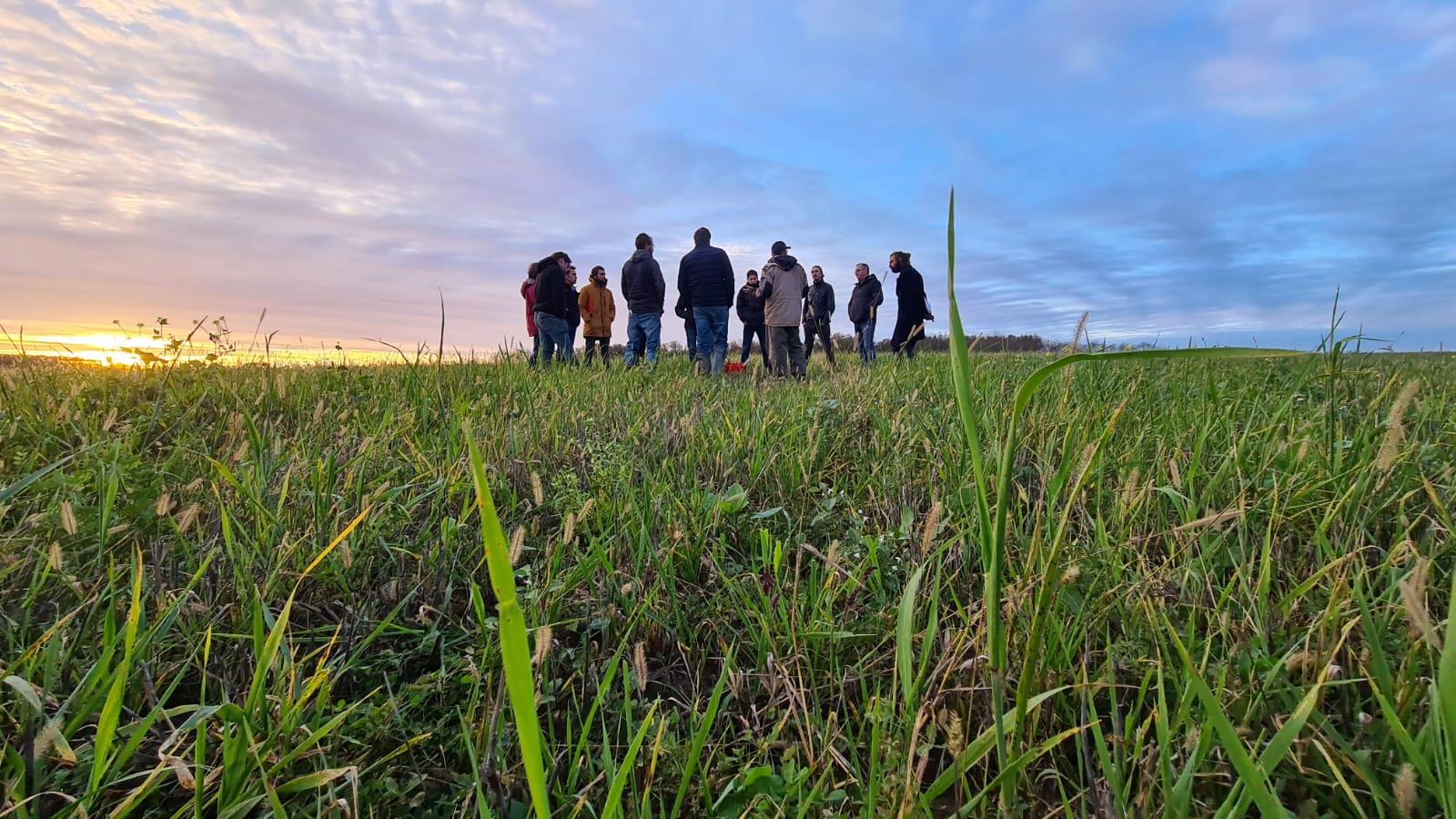 Agronomie : formation Hérody à Dénezé-sous-Doué