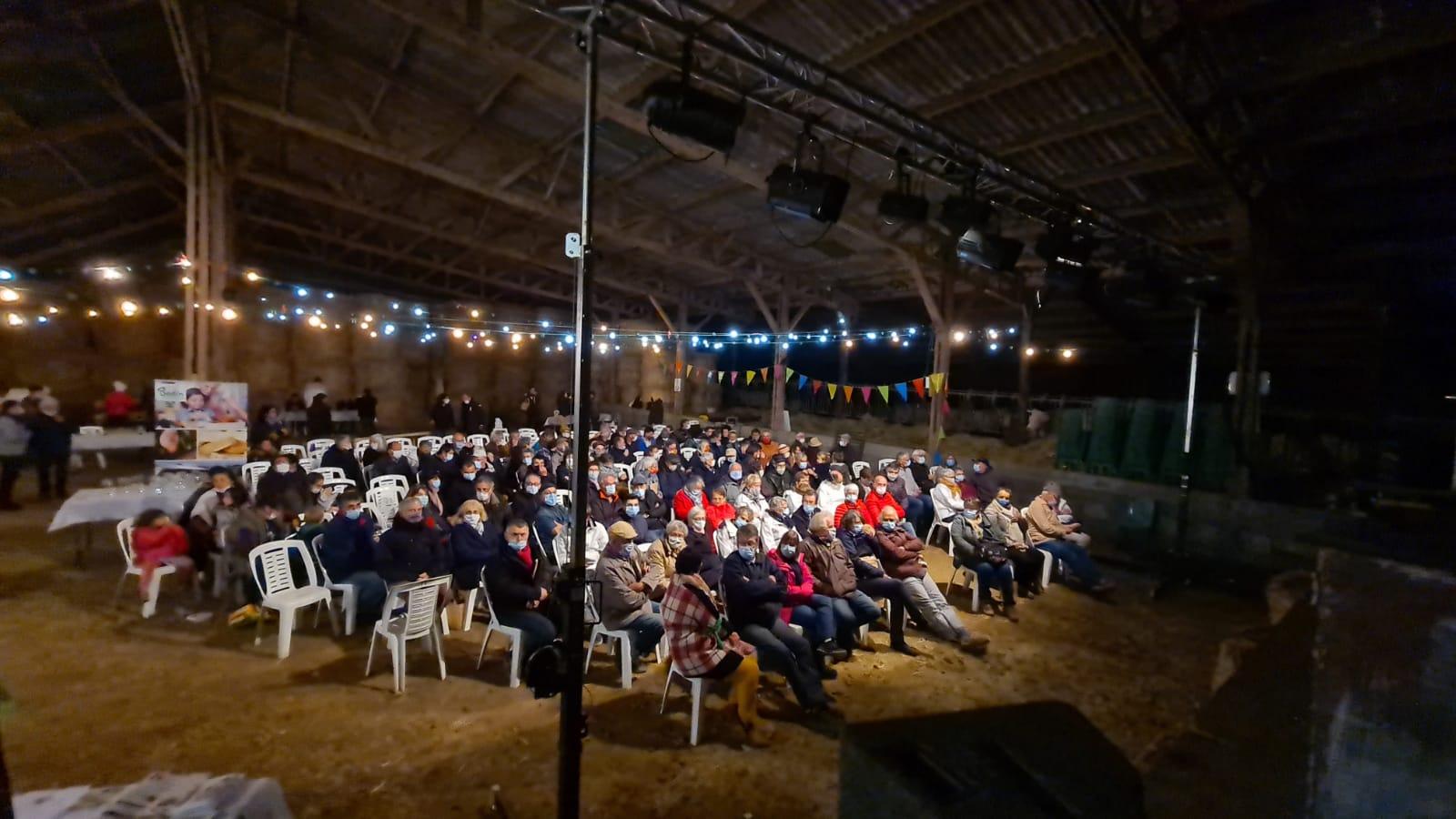 """1000 fermes bio en 49"", le 2 octobre 2020 à Yzerany"
