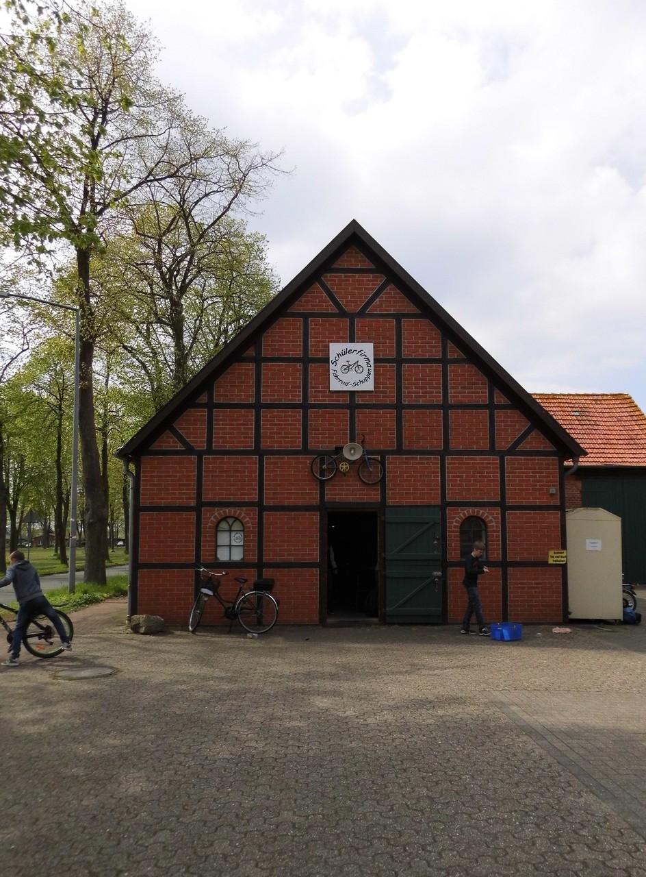 Unser Standort am Marktplatz 6 in Bruchhausen-Vilsen. Dienstags 14 bis 15.30 Uhr.