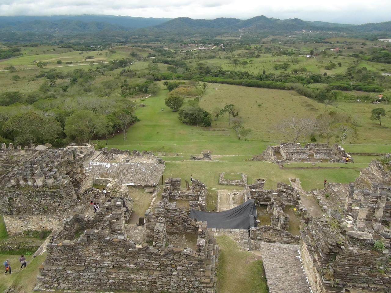 los mayas dicen, Tonina fue (es) una universidad gnostica