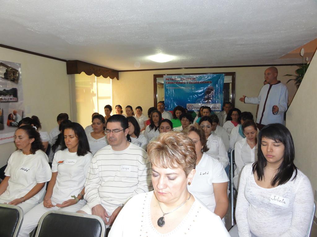 Encuentro de Re-creación en el NORTE del DF