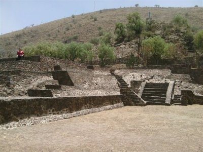 Tlapacoya, close to Mexico City