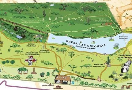 El Charco del Ingenio, San Miguel de Allende (botanical garden/jardín botánico)