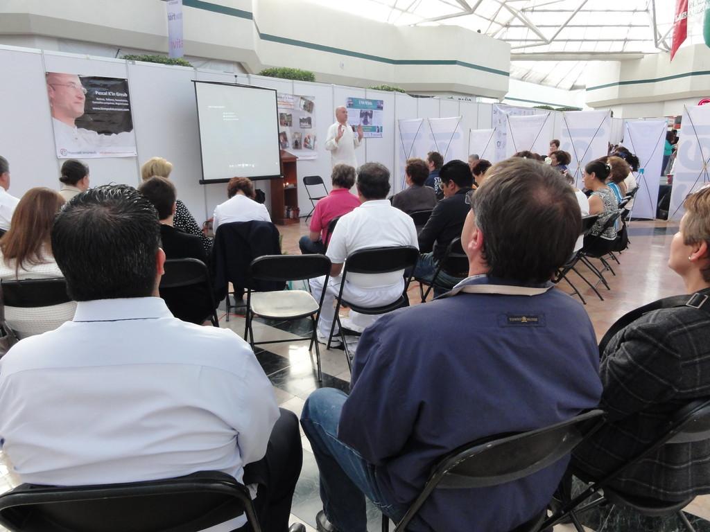 Expo Bienestar, Belleza y Salud. Toluca, Sept 2011