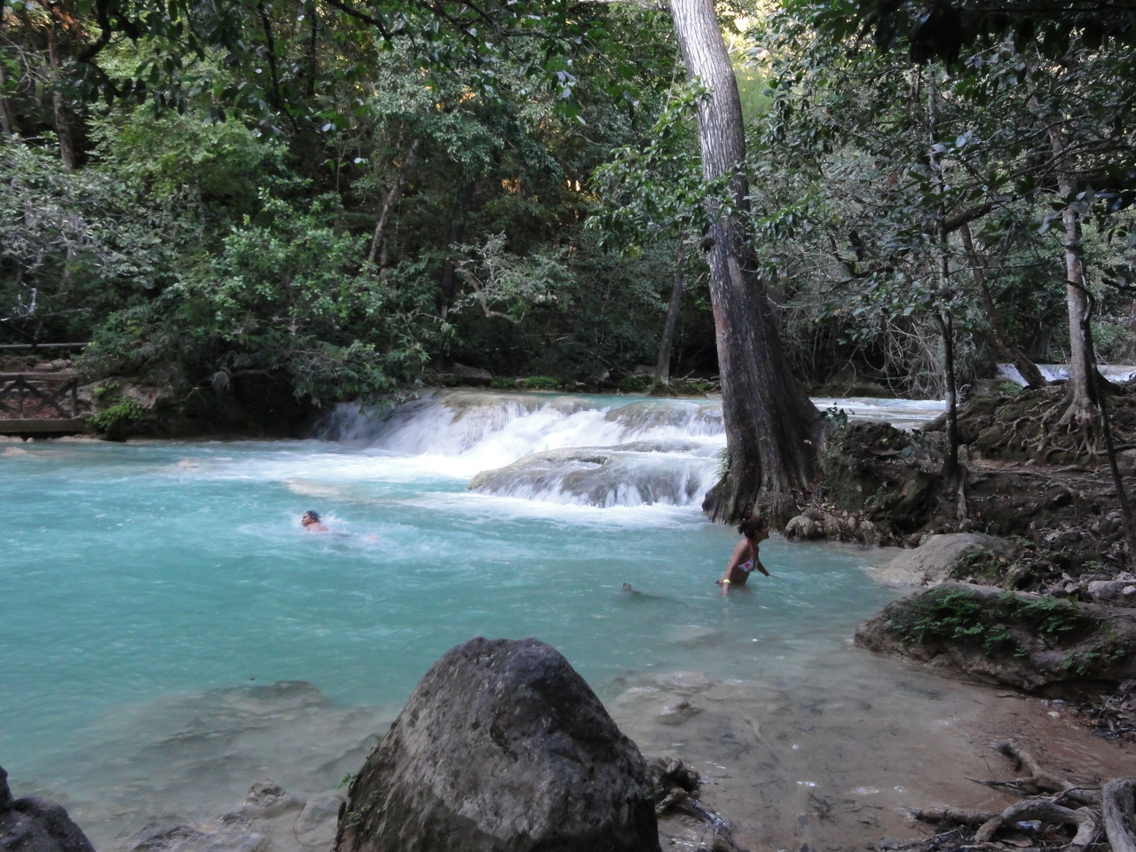 Waterfall /Cascada del Velo de novia, el Chiflón