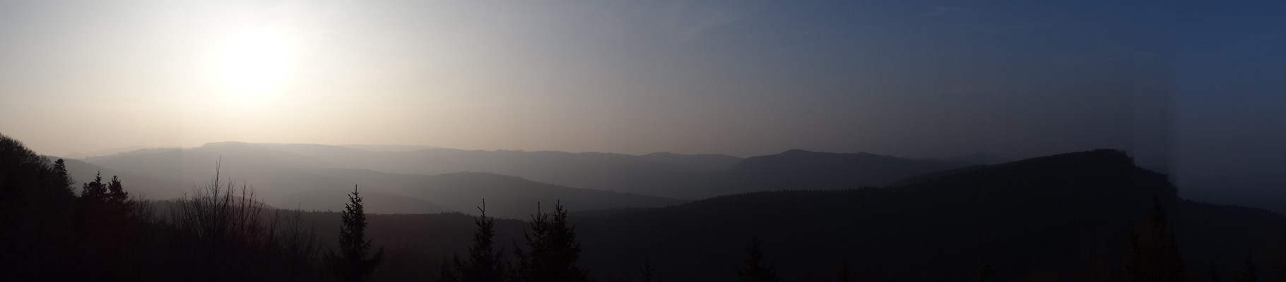 Mont St. Odile / Odilienberg...