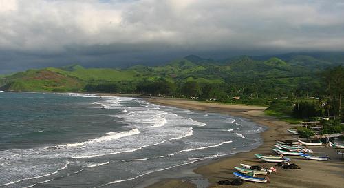 playas bellísimas en Montepío, Veracruz