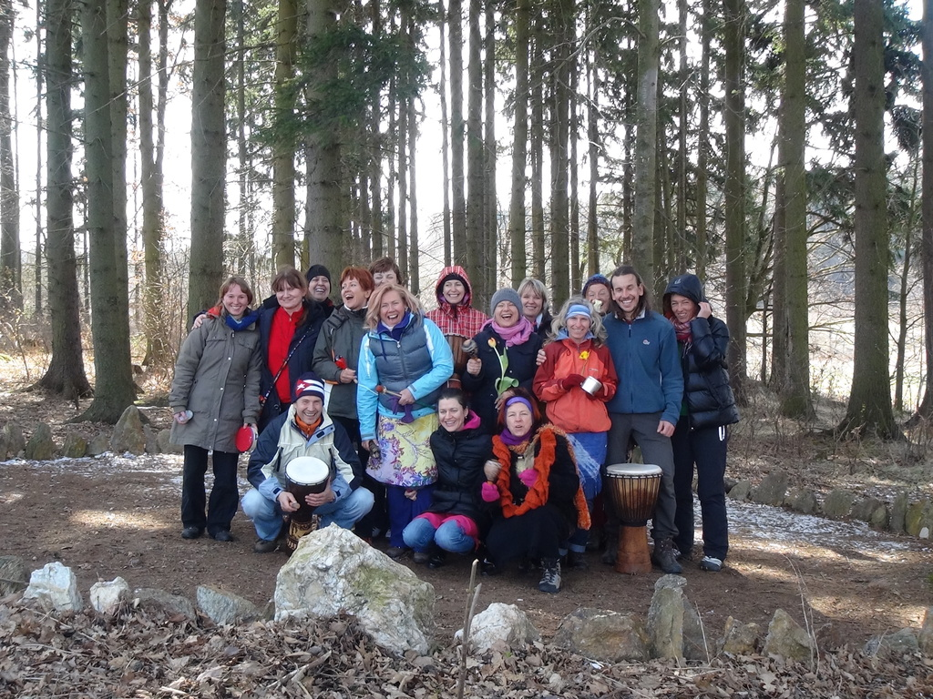 our Stone-Circle in Babcice...