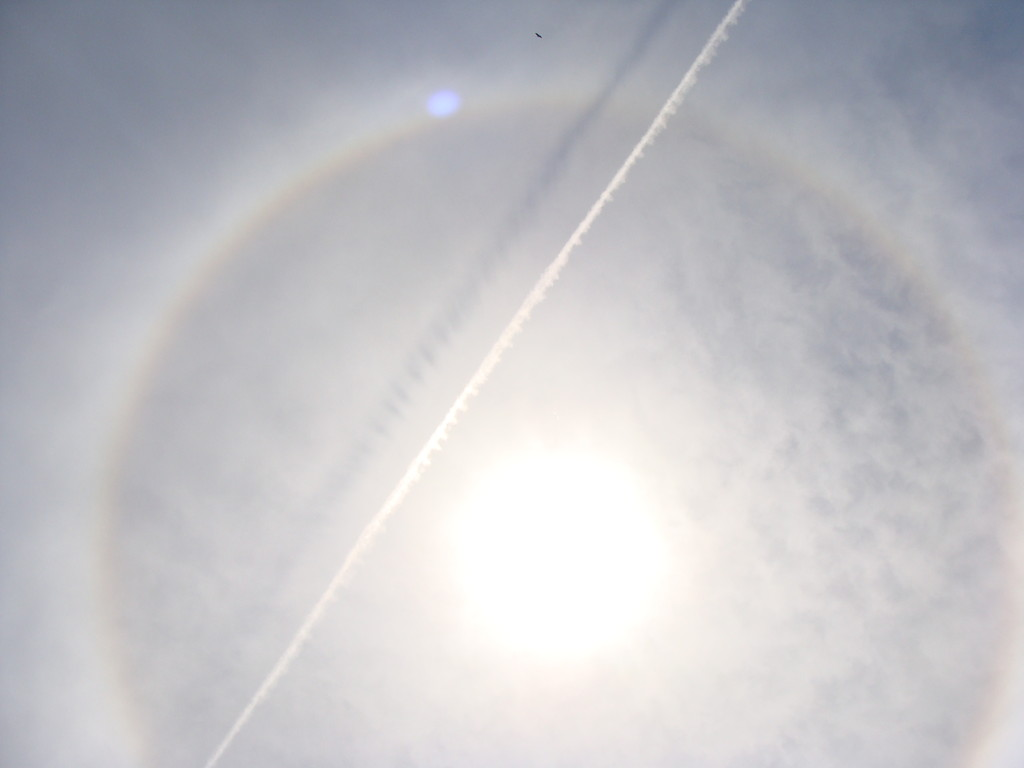 with intervalls these sun constellations happen 3 times!