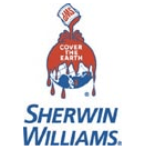 Click on the Sherwin Williams logo to look at SW color options!