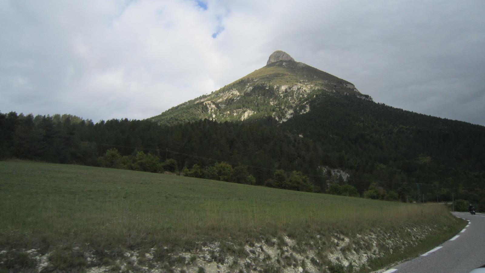 le Pic de Chamatte (1878m)