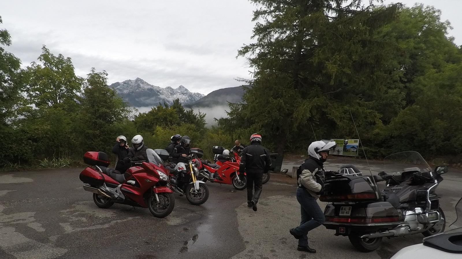 chargement des motos ...