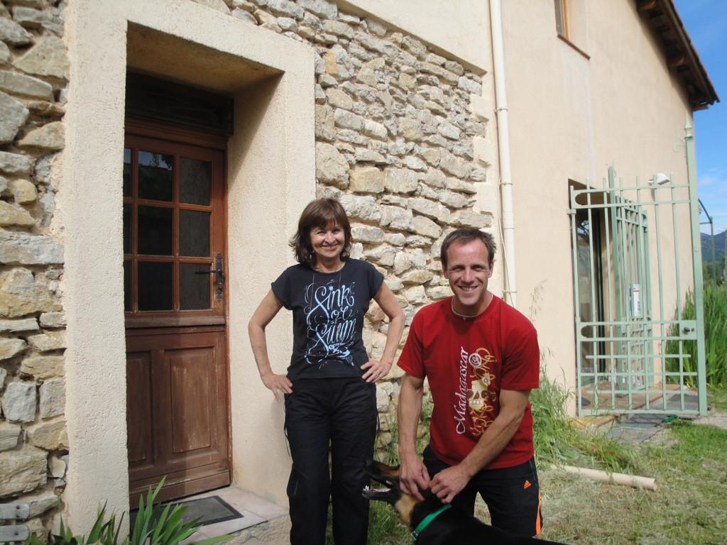 Elfi & Sébastien