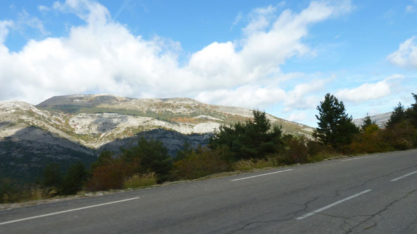 montée au col de Ferrier