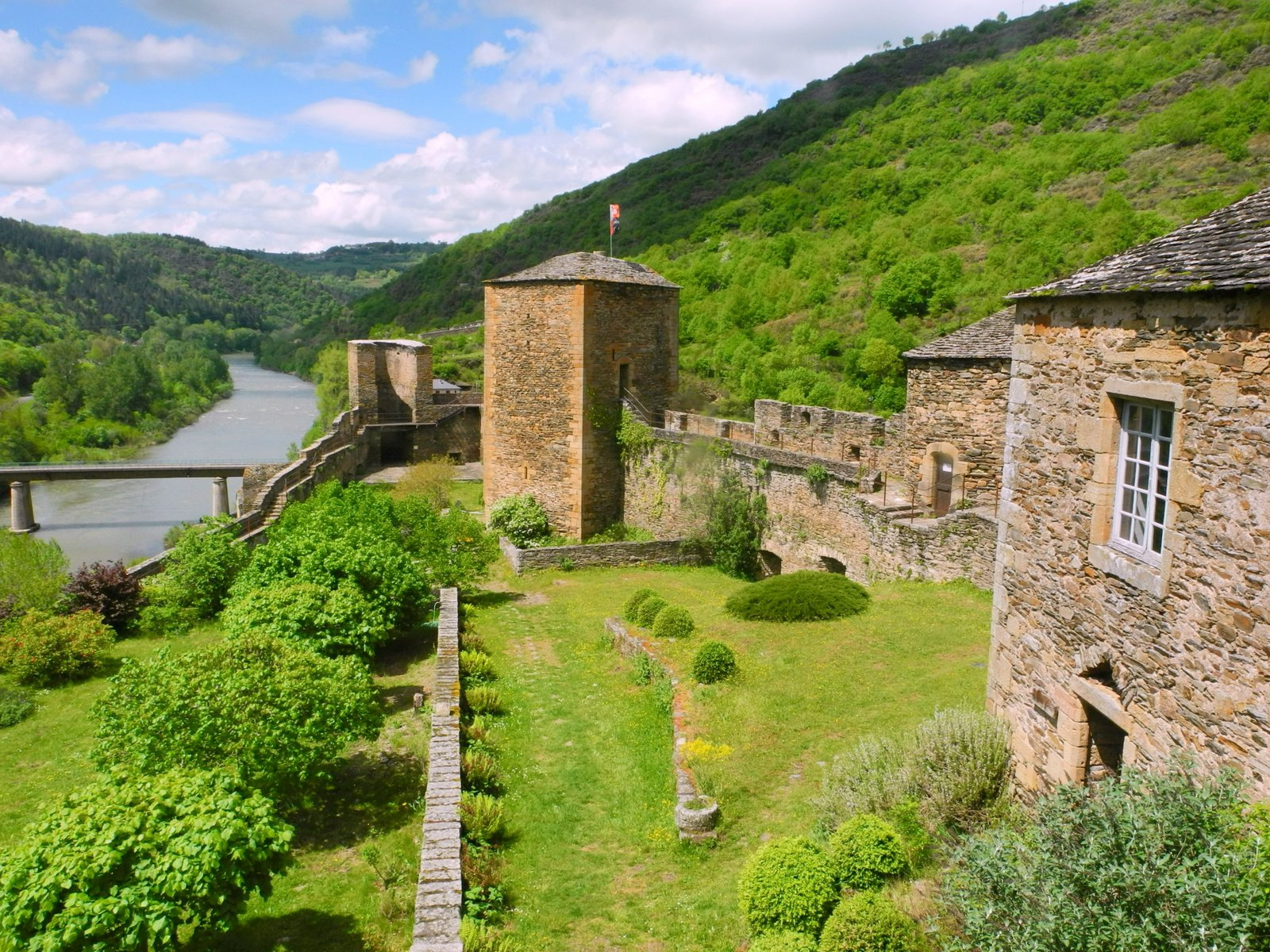 le château ...