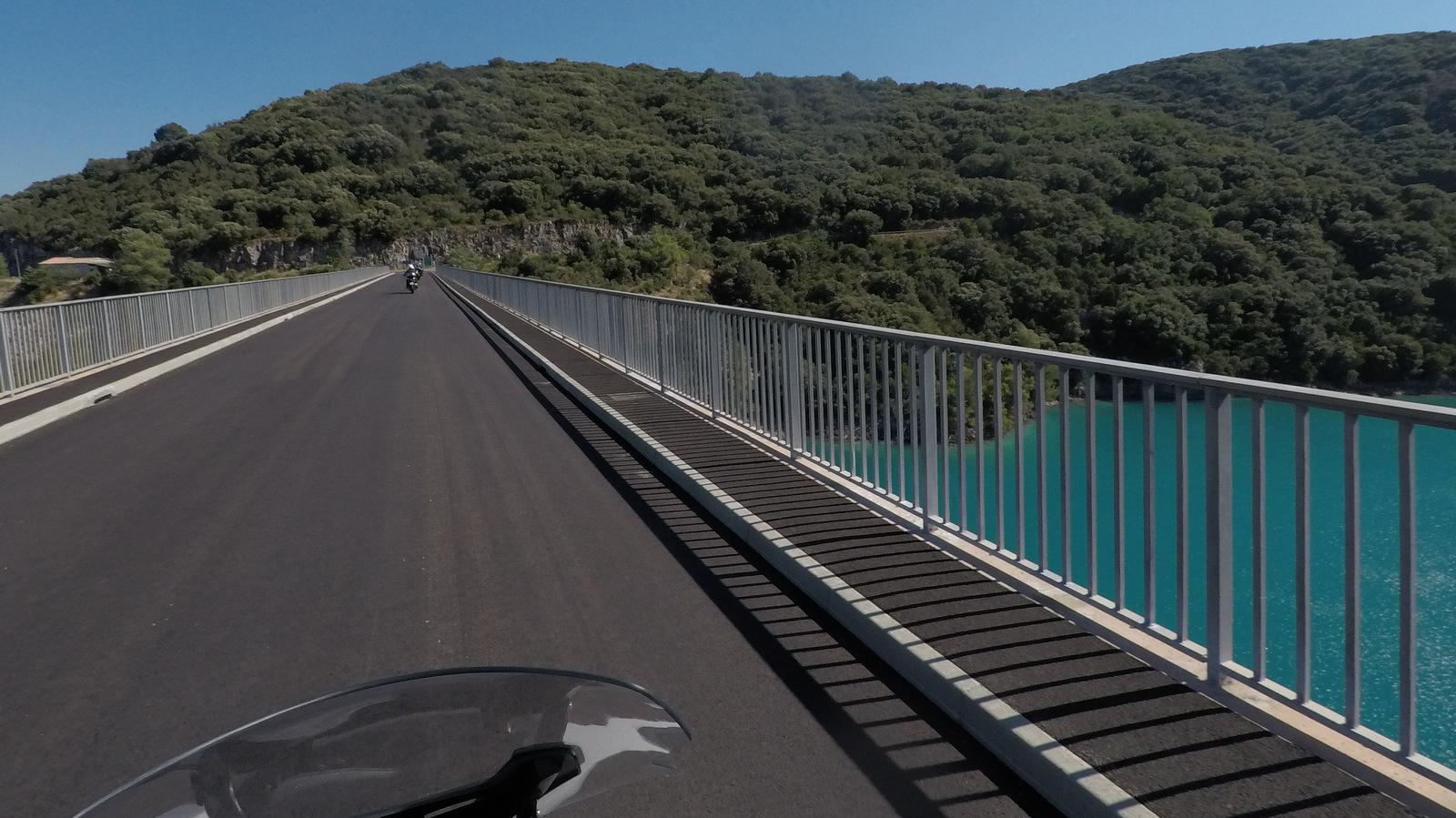 le pont de Sainte Croix