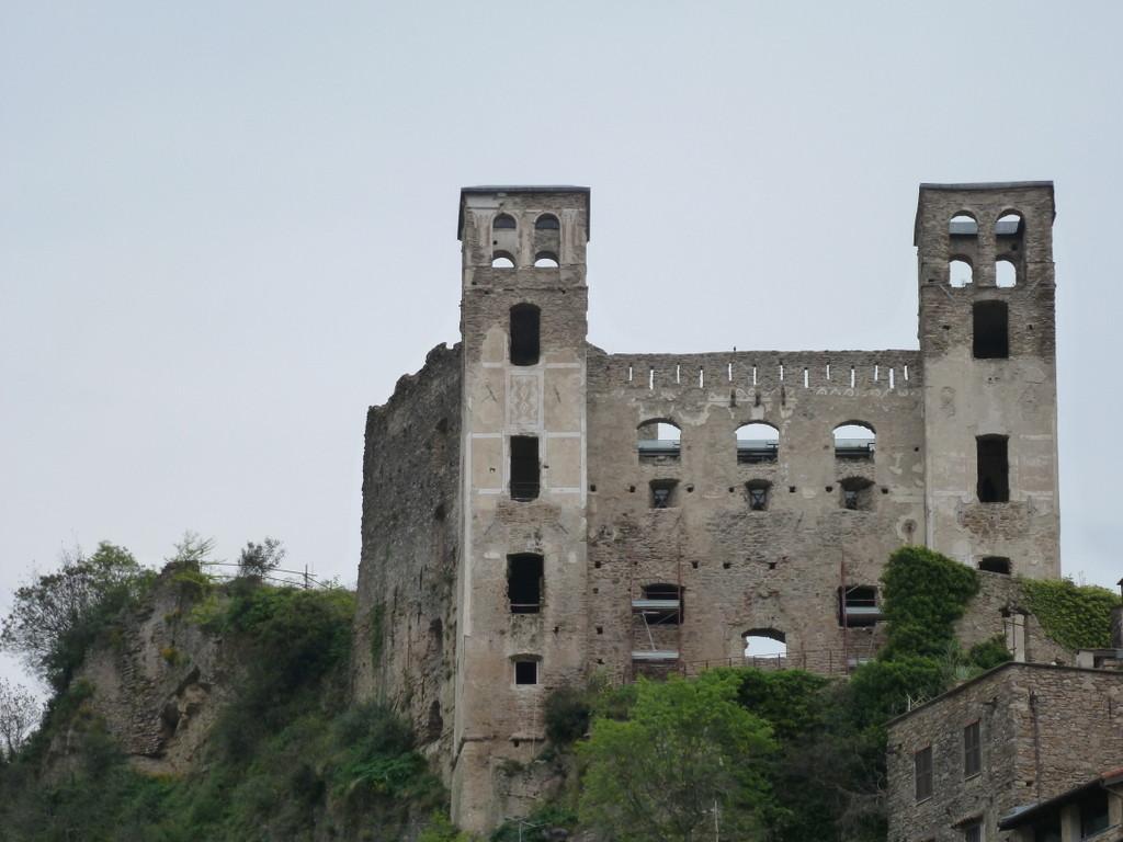 Dolceacqua : le chateau des Doria