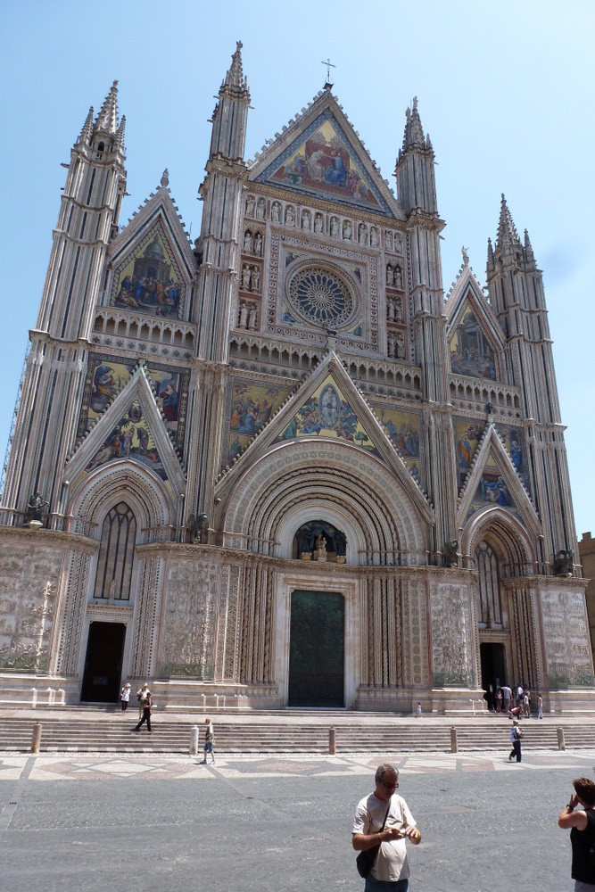 Orviéto - la cathédrale