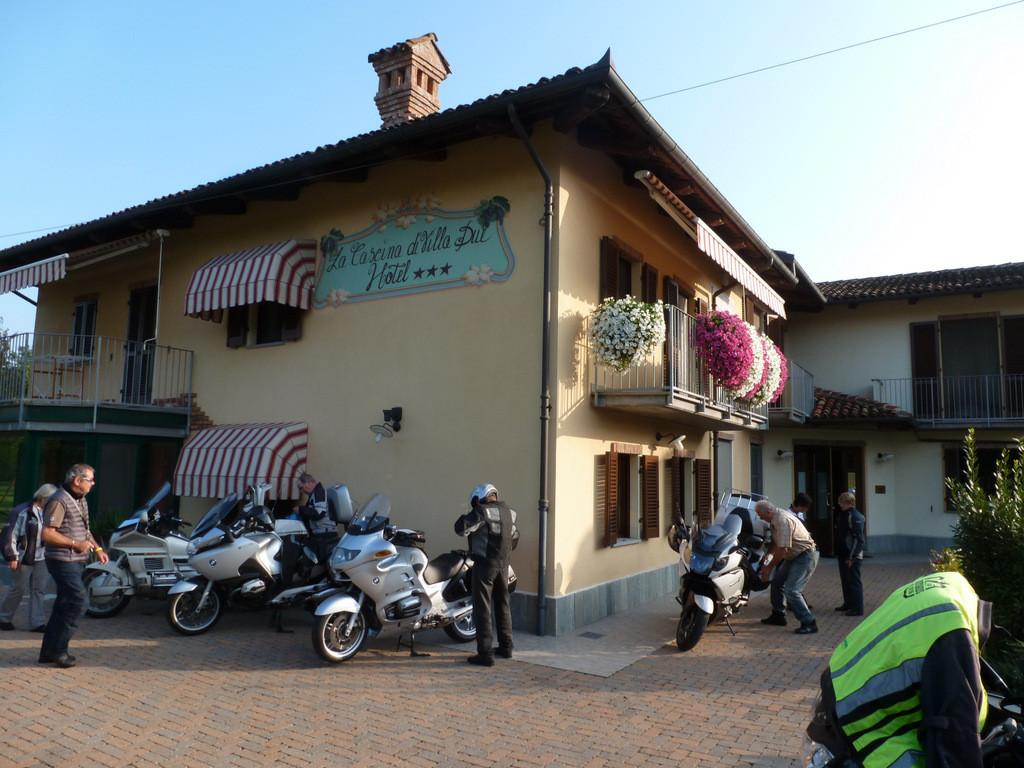 notre hôtel à Narzole
