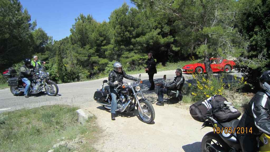 ... des Motards du Var ...