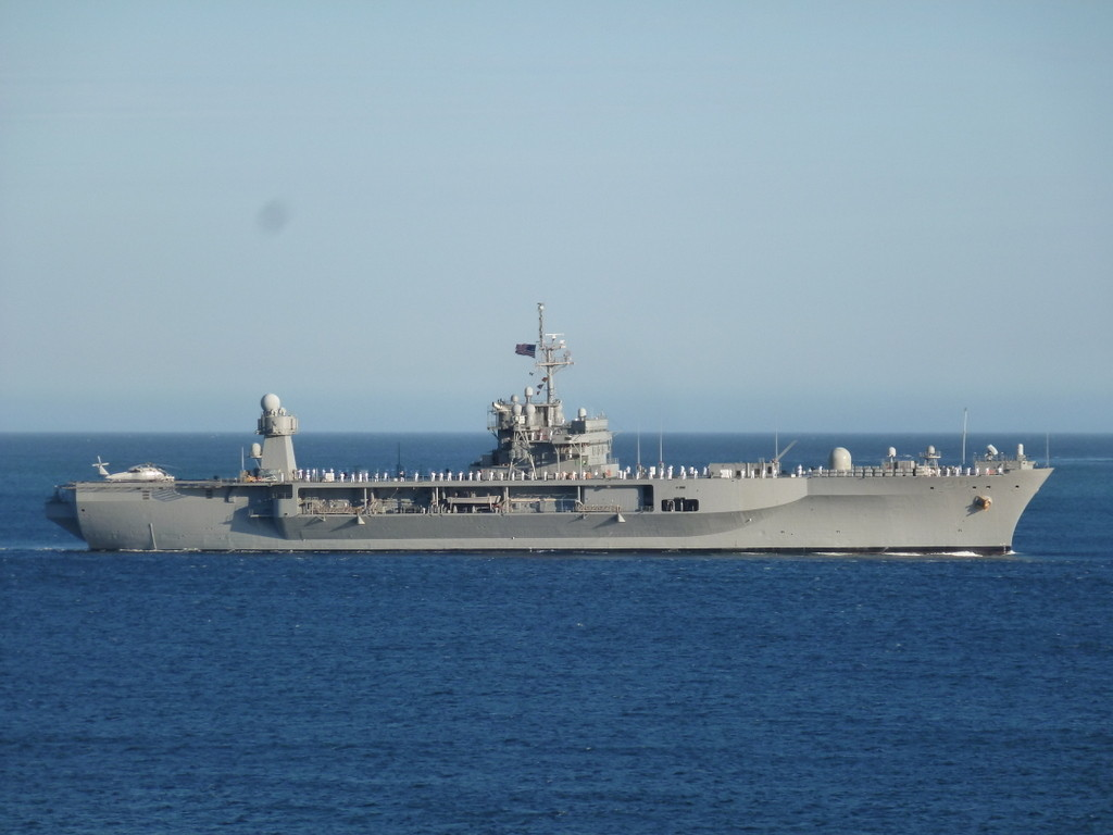 USS Mont Whitney
