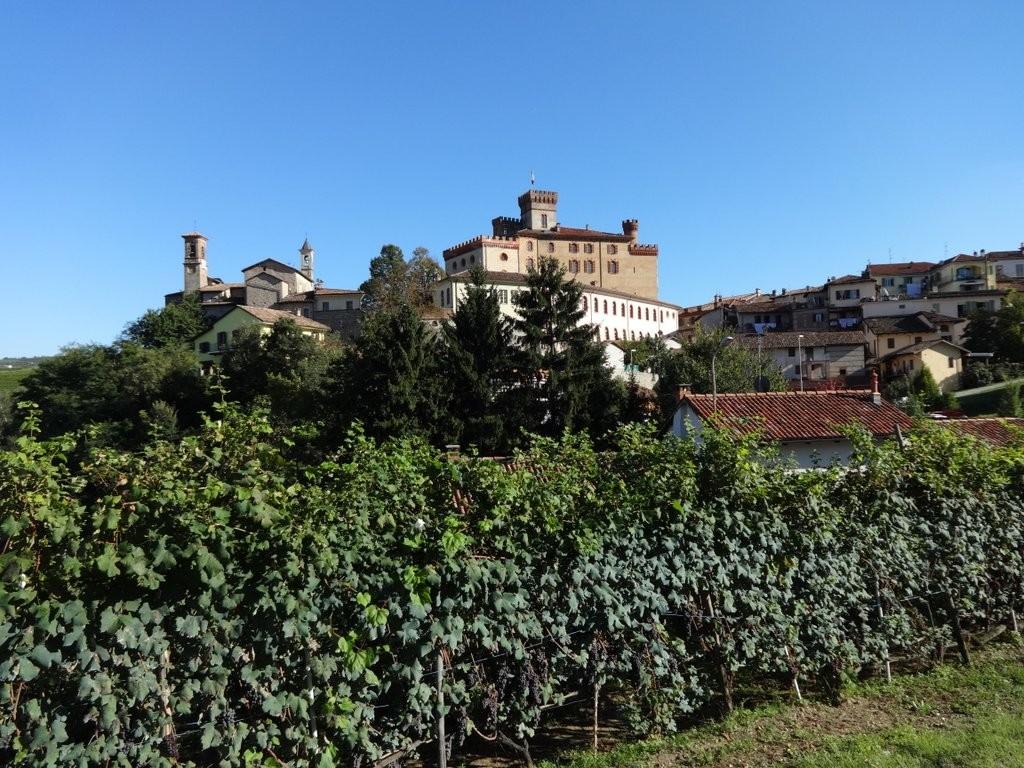 Barolo et son château