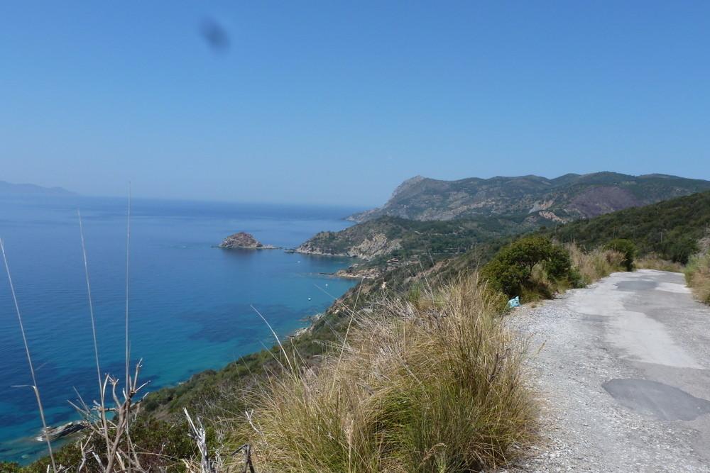 presqu'île d'Orbetello