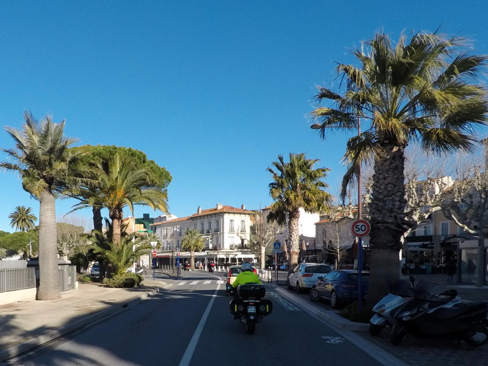traversée de Ste Maxime