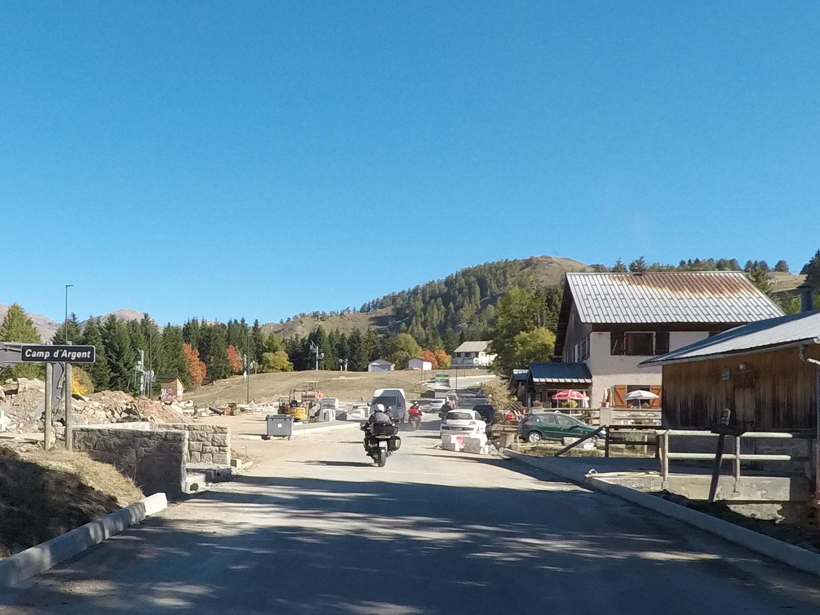 station de ski du Camp d'Argent