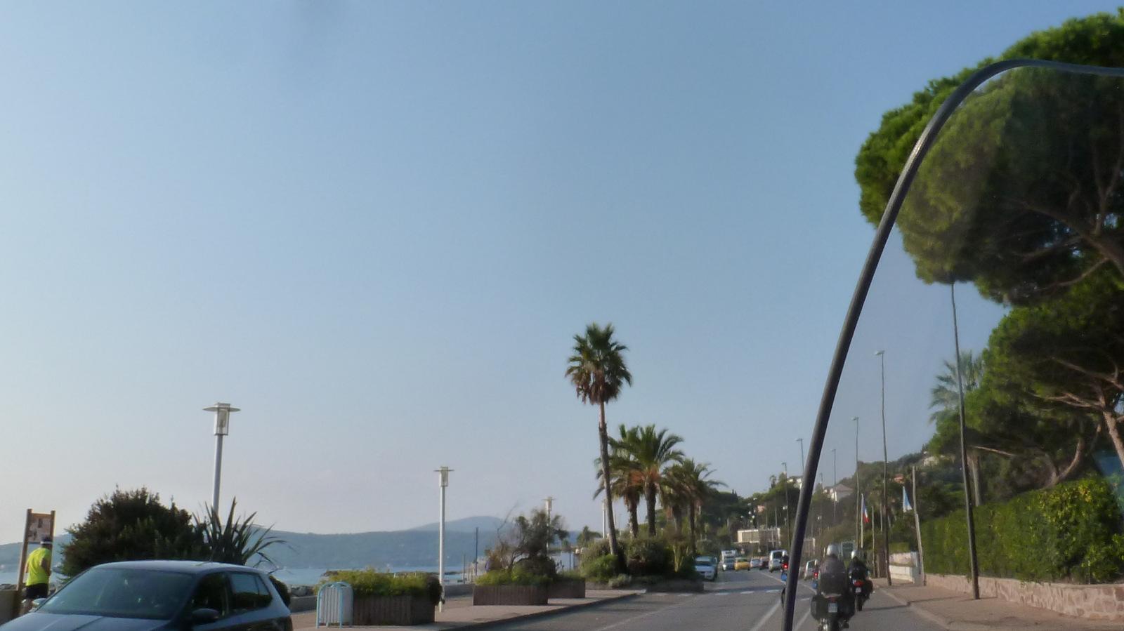passage à Ste Maxime