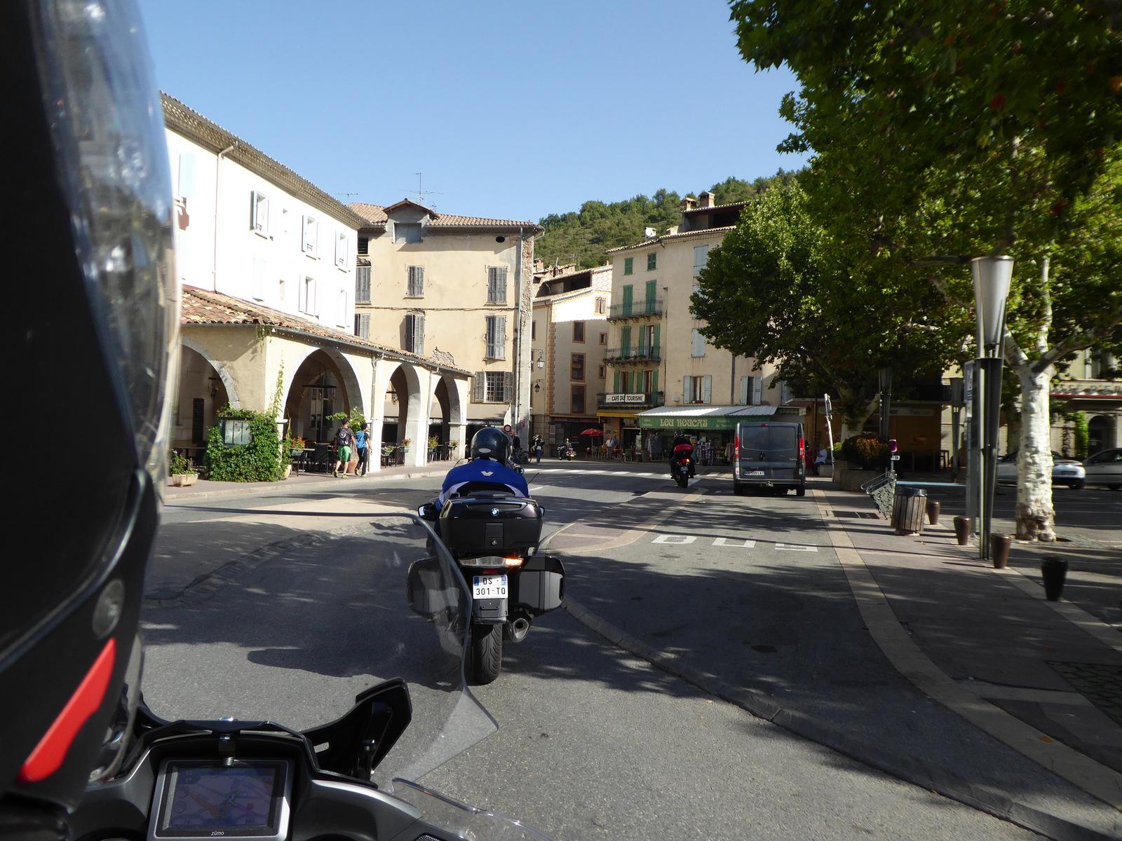 traversée de Castellane