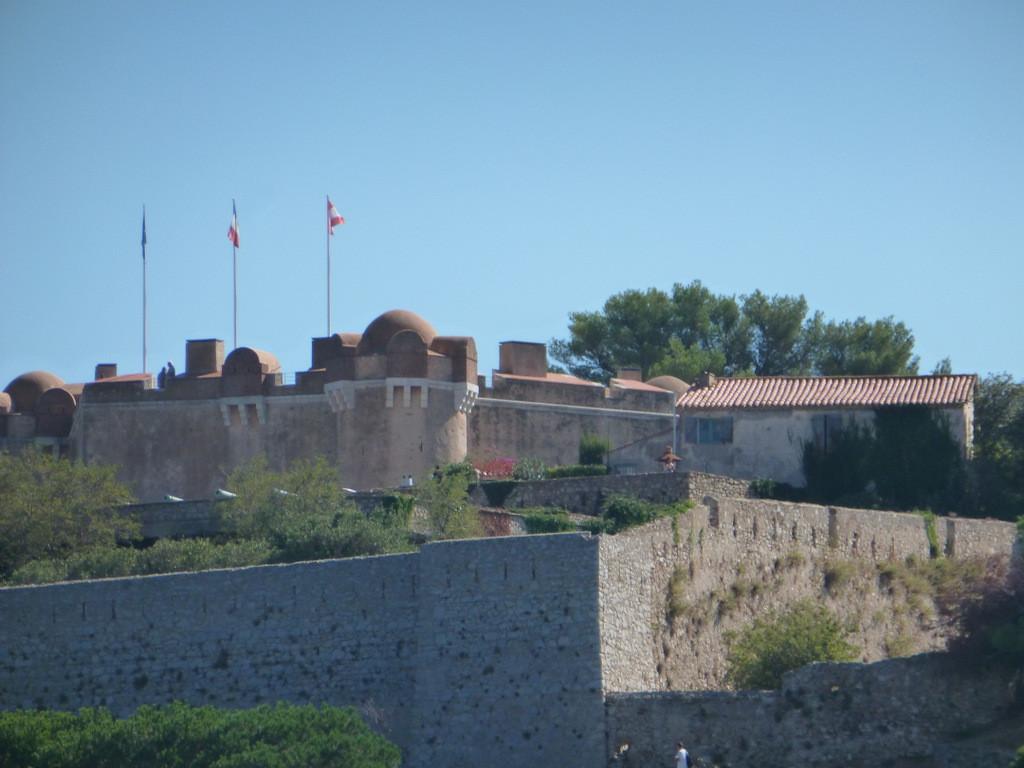 la citadelle de St Tropez