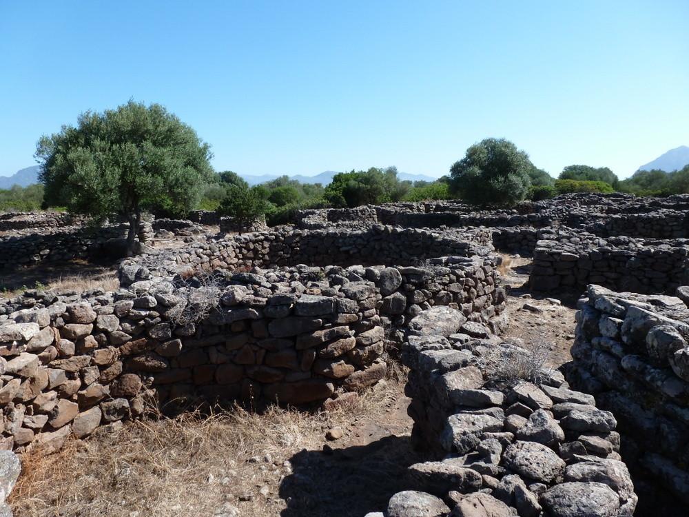 village Nuragique de Serra Orrios