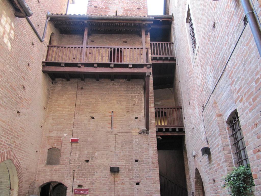 intérieur du château de Grinzane Cavour