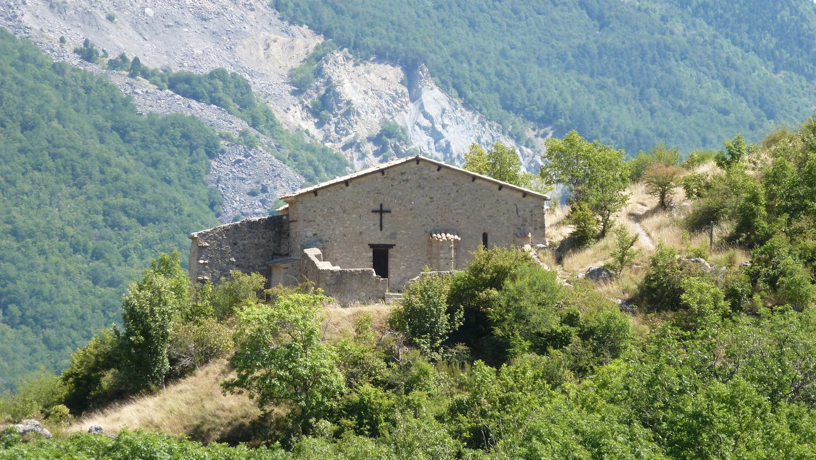 chapelle N.D de Dromon