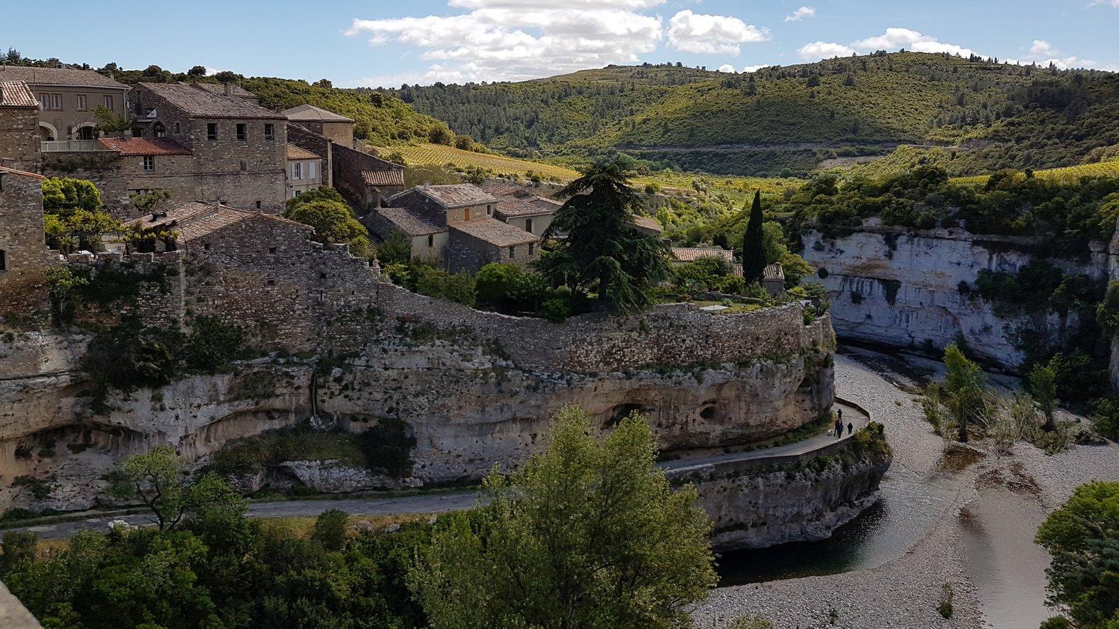 Pont grand - Minerve