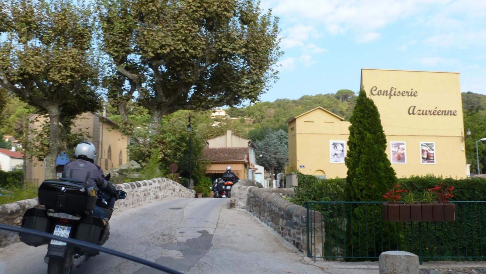 le pont de pierre de Collobrières