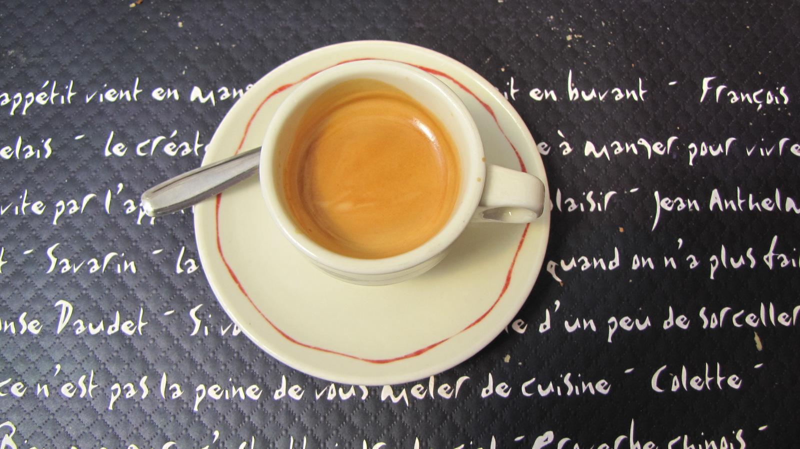 et un café  ;-))