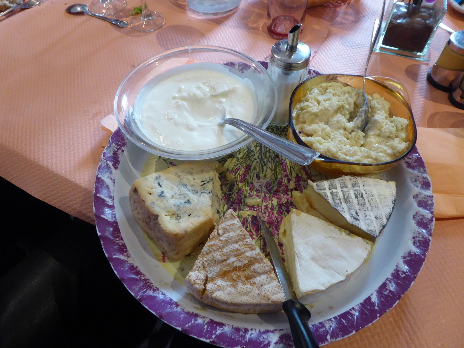 hum le bon fromage .... bien goûtu !