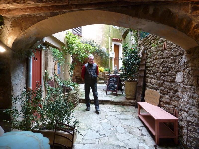 visite du village de Bormes
