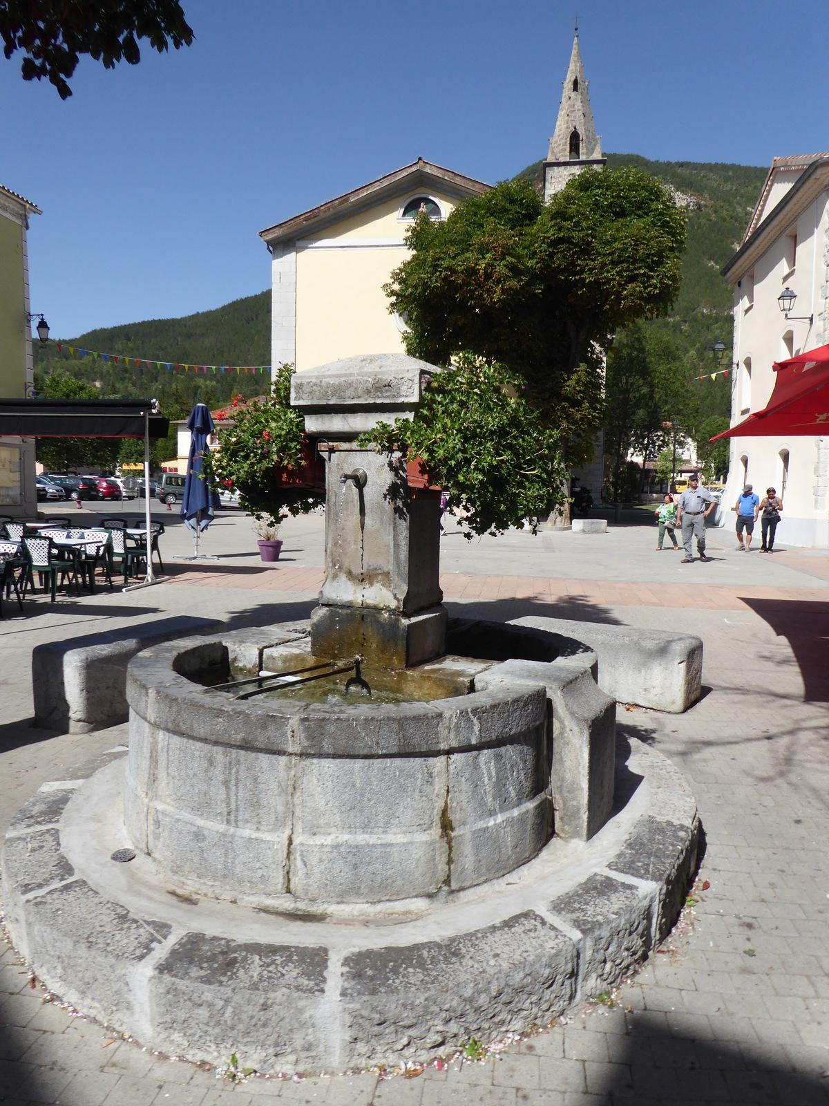 St André les Alpes