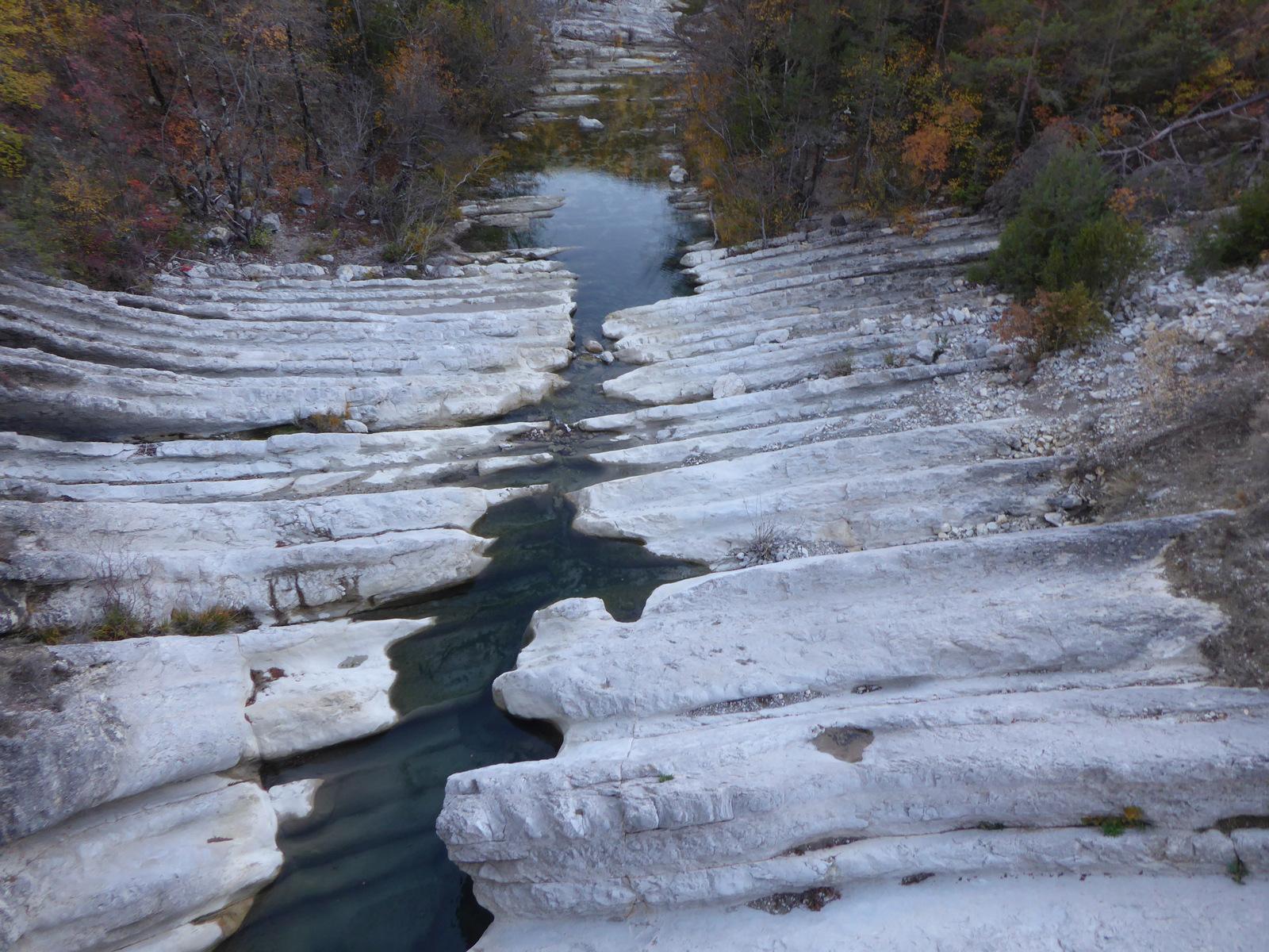 Canyon du Riolan (aval)